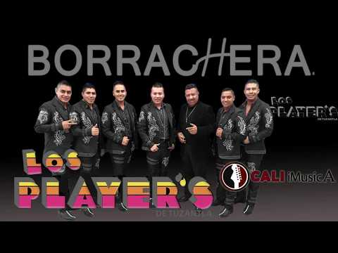 2020 Mix : Los Players - Borracheras