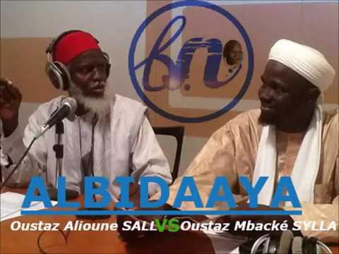 ALBIDAAYA : DU 03 AOUT 2017 - Oustaz Alioune SALL vs Oustaz Mbacké SYLLA