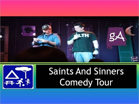 Saints and Sinners Comedy Tour
