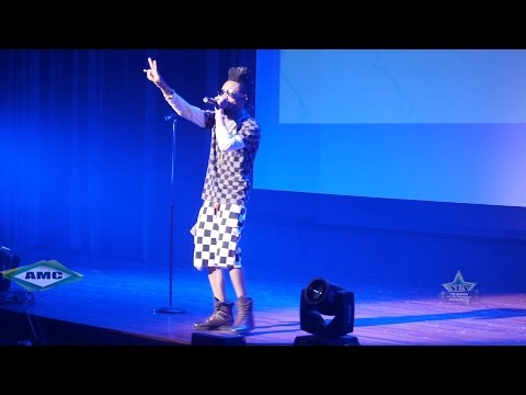 Phyno & Olamide Rock The Nigerian Entertainment Awards (nea 2013) Stage In New York