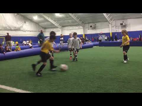 Kids Soccer (Jim, 7 Years Old)
