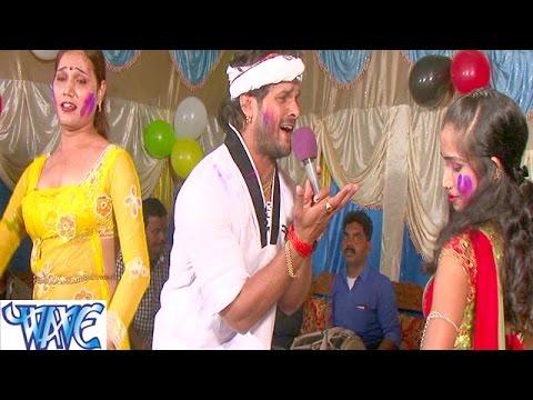 Download भउजी को दूध नाही होता है - Aai Na Lagali | Khesari Lal Yadav | Bhojpuri Holi Song 2016 HD Video