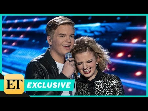 Caleb Lee Hutchinson Is 'So Happy' For Girlfriend Maddie Poppe Winning 'American Idol' (Exclusive)