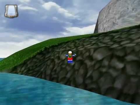 Lego Island Xtreme Stunts (PC, Any%) Walkthrough