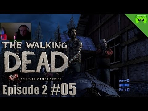 TWD S02E02 # 5 - Attackiert «» Let's Play The Walking Dead A House Divided | HD