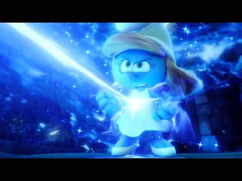 Smurfs: The Lost Village - The Power of Smurfette | Fandango Family