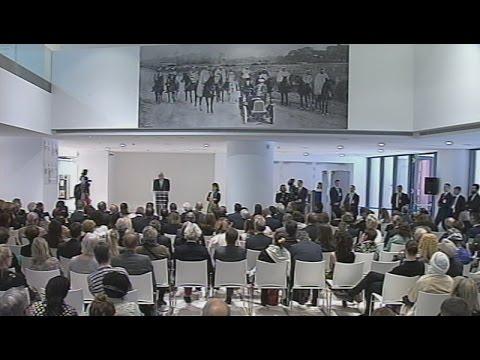 Eπίσημα εγκαίνια της Documenta14