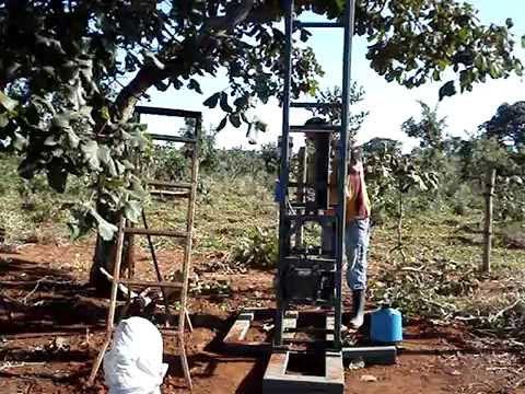 Conheça os equipamentos usados na perfuração de poços artesianos