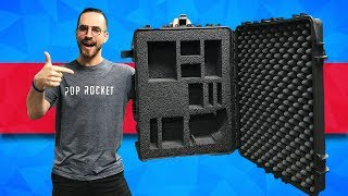 Finding a case for your gear can be frustrating, so today we talk about building a custom case with My Case Builder! -----------------------------------------------------------------My Case Builder:http://bit.ly/MyCaseBuilder -----------------------------------------------------------------Turner Classic Movies Hitchcock Special:http://bit.ly/NoFilmSchoolhc  http://bit.ly/TCMtrailer -----------------------------------------------------------------What I'm Watching:http://bit.ly/RakkaVolume1 ----------------------------------------------------------------- **GEAR WE USE** COLOR GRADING LUTs:http://bit.ly/buyFRluts SOUND FX:http://bit.ly/buyFRsfx MUSIC:http://bit.ly/buyFRmusic VFX ASSETS:http://bit.ly/buyFRvfx  CAMERAS:C300 mkII: http://bit.ly/buyC300iiA7s II: http://bit.ly/buya7siiC100: http://bit.ly/buyc100 LENSES: Rokinon: http://bit.ly/buyrokinon AUDIO:NTG3: http://bit.ly/buyntg3H4n Zoom: http://bit.ly/buyh4nzoomZoom F8: http://bit.ly/buyzoomf8 TRIPOD:BV-10: http://bit.ly/buybv10-----------------------------------------------------------------Connect with us: TWITTER:FilmRiot - http://twitter.com/FilmRiotRyan - http://twitter.com/ryan_connollyJosh - https://twitter.com/Josh_connollyStark - https://twitter.com/mstarktvJustin - https://twitter.com/jrobproductionsEmily - https://twitter.com/emily_connolly FACEBOOK:Film Riot - https://www.facebook.com/filmriotRyan - https://www.facebook.com/theryanconnollyJosh - https://www.facebook.com/TheJoshConnolly INSTAGRAMFilm Riot - https://www.instagram.com/thefilmriot/Ryan - http://instagram.com/ryan_connollyJosh - http://instagram.com/josh_connollyStark - http://instagram.com/mstarktvJustin - http://instagram.com/jrobproductions----------------------------------------------------------------- Theme Song by Hello Control: http://bit.ly/hellocontrol