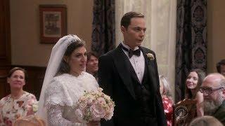 Video Sheldon gets married - Big Bang Theory S11E24 MP3, 3GP, MP4, WEBM, AVI, FLV Juni 2018
