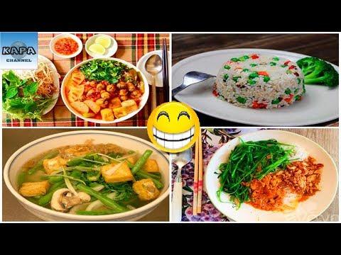 Top  Món Ăn Chay Ngon Và Tốt Cho Sức Khỏe Nhất Bạn Nên Biết