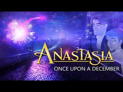 """Liz Callaway  """"Once Upon a December"""" Cover"""