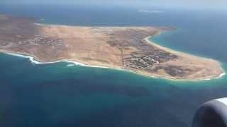 Transavia Landing Sal