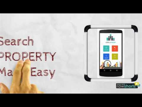 Ownaroof.com - Ownaroof launches Jaipur Property Search app for Android Users.