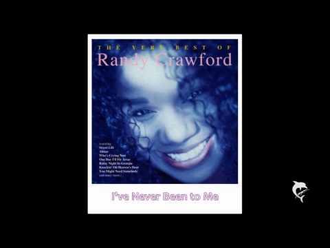 Tekst piosenki Randy Crawford - I've Never Been to Me po polsku