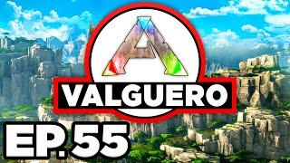 • PRIMAL CARNO DINOSAURS BATTLE, OMEGA INDOMINUS!! ARK: Valguero Ep.55 (Modded Gameplay Let's Play)
