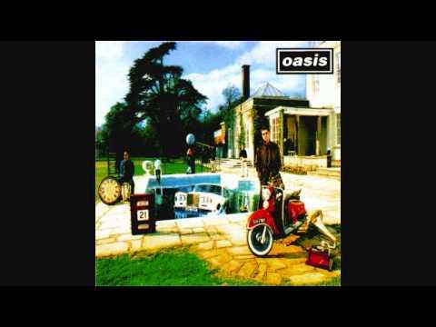 Tekst piosenki Oasis - Be here now po polsku