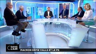 Video Macron défie Valls et le PS #cdanslair 10-12-2016 MP3, 3GP, MP4, WEBM, AVI, FLV Oktober 2017