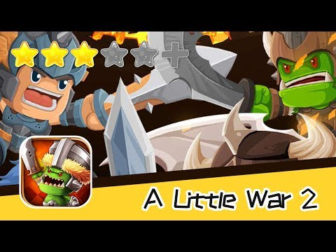 A Little War 2 Revenge Walkthrough Let's protect the city ! Recommend index three stars