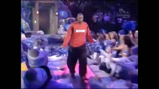Introduction of the 2005 nba all star game players. Denver, CO.