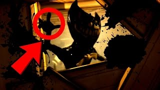 What happens when you DON'T RUN from the flooding ink! | Bendy and the Ink Machine CHAPTER ONE