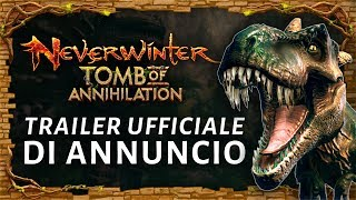 Trailer d'annuncio Tomb of Annihilation