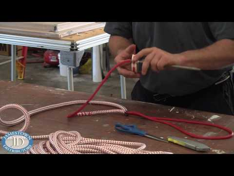 How-To Splice a Rope