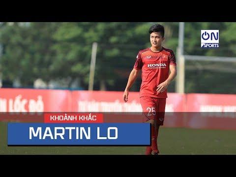Martin Lò thể hiện đầy ấn tượng trong trận đấu U23 Việt Nam vs Viettel FC - Thời lượng: 2:35.