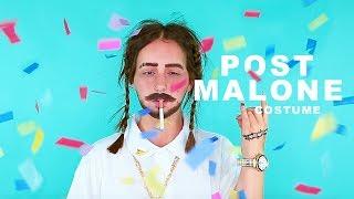 Post Malone HALLOWEEN Tutorial! | by tashaleelyn