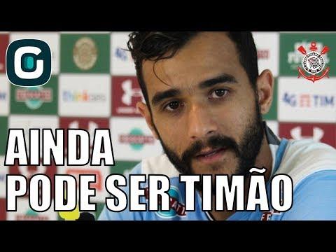 Henrique Dourado ainda pode ir para o Corinthians?- Gazeta Esportiva (18/01/18) (видео)