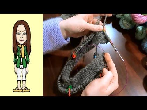 RVO – Raglan von oben Pullover stricken mit Rund-Ausschnitt für alle Größen! (Teil 3 von 8)