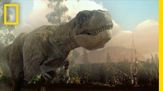 Jurassic CSI - Brain vs. Brawn | National Geographic