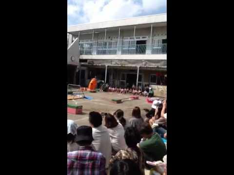 八広保育園うんどうかい 10-06-12