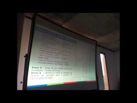 Sessão 1 - Modelo de Dados de Riscos Naturais