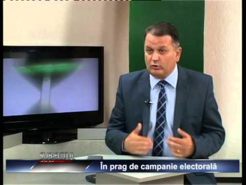Emisiunea Subiectul zilei –Virgil Guran – 26 septembrie 2014