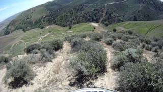 7. Off Road on the 2006 KTM 200 XC-W  2 of 4