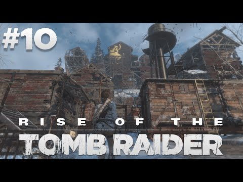 [GEJMR] Rise of the Tomb Raider - EP 10 - Nový outfit