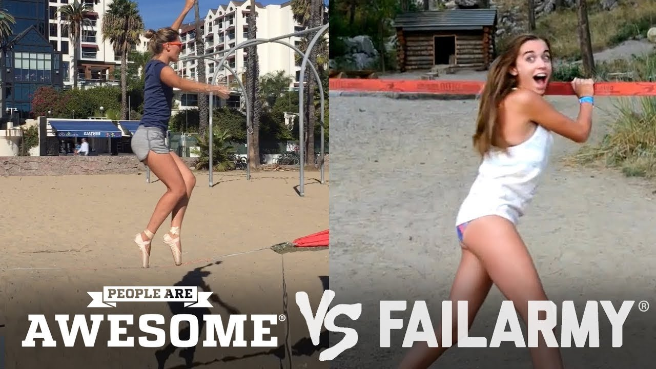 FailArmy Presents: People Are Awesome (Fails vs. Wins #2) || FailArmy