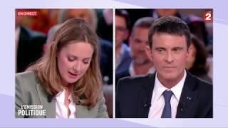 Video Charline Vanhoenacker offre une rose fanée à Manuel Valls - L'émission politique MP3, 3GP, MP4, WEBM, AVI, FLV Mei 2017