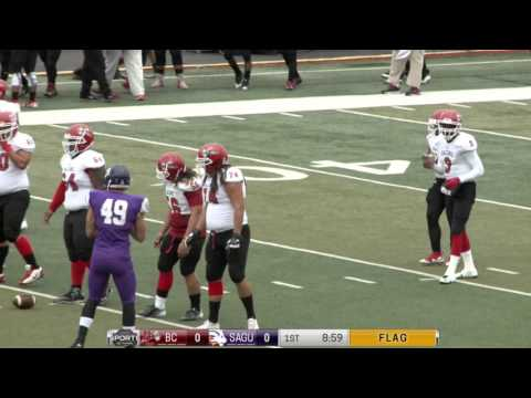 Bacone vs SAGU (First Half) » College Football 2015
