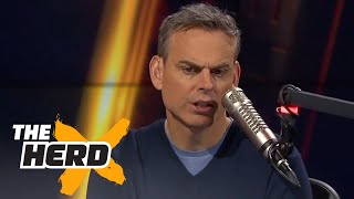 Lenny Dykstra says he put HGH in his cereal - 'The Herd' by Colin Cowherd