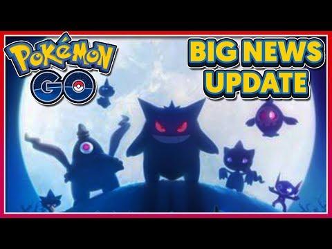 Pokémon GO - BIG NEWS UPDATE: GEN 3 CONFIRMED + HALLOWEEN EVENT DETAILS!
