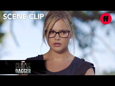 Marvel's Cloak & Dagger | Season 1, Episode 6: Mina Schools Stan | Freeform