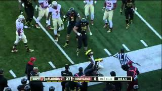 Bjoern Werner vs Maryland (2012)