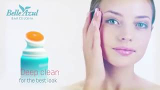 Belle Azul Dual Facial Cleanser