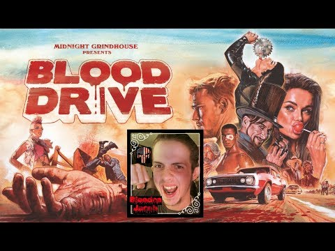 Blood Drive (Syfy): My Thoughts On First 3 Episodes!