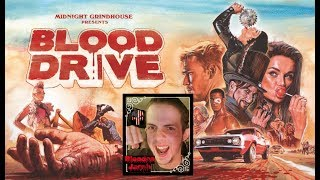 "I give my thoughts on the first three episodes of Syfy's new grindhouse style action drama sci-fi horror series, Blood Drive! The cast includes Christina Ochoa,  Alan Ritchson, Colin Cunningham, Thomas Dominique and others and is set in a near-dystopian future where an unlikely duo is forced to work together in a ""death race"" across the country which is full of cannibals, monsters, mutants and just maniacs/psychos in general where the only fuel is literally blood. Overall I think this show is a fun time. It's the kind of show that won't appeal to everyone and certainly has a ""grindhouse"" or Robert Rodriguez/Quentin Tarantino style throughout that it thrives on and uses in it's favor to drive it's unique energy. The cast seems to be having a good time with it and I particularly like Christina Ochoa's performance as ""Grace"" as she brings the appropriate and needed amount of charisma and spunk to the role while having the potential to go more in depth should the writers choose. It is odd to try and critique something that is sort of trying to be ""bad"", over the top and silly/campy in certain ways but in this case it mostly works for the show and it ends up being a pretty nice diversion to watch that I enjoy especially for it's fun horror/sci-fi elements and Ochoa's performance!FOLLOW ME ON FACEBOOK: https://www.facebook.com/BloodeeJacobOFFICIALFOLLOW ME ON TWITTER:https://twitter.com/BloodeeJacob"