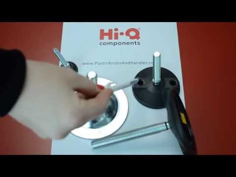 Adjustable Machine Feet | Hi-Q Components