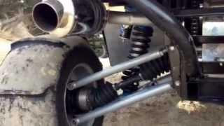 6. Yamaha Rhino motor swap walk around!