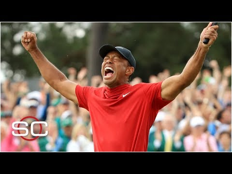 Download Tiger Woods wins The 2019 Masters | SportsCenter HD Mp4 3GP Video and MP3
